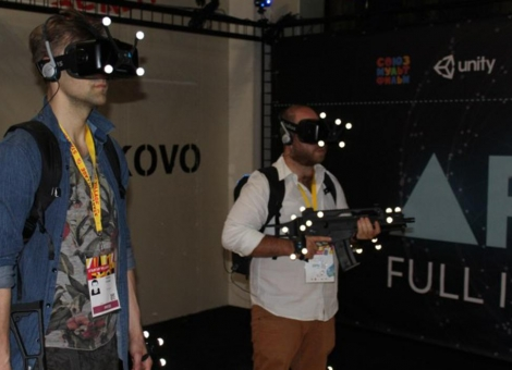 5G渐行渐近 VR沉浸式游戏普及还有多远?
