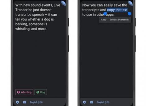 谷歌开源语音引擎:分享9大语音功能,为长篇对话提供字幕