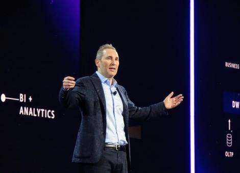 亚马逊云服务CEO:阿里云在欧美市场影响力还不大