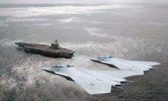 俄展示第六代战机项目 隐形高速且具备人工智能