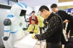 智能机器人将走进普通家庭(图)