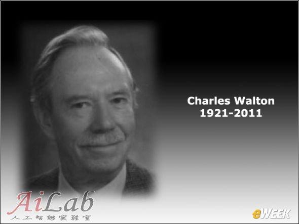 RFID之父查尔斯·沃尔顿(Charles Walton)
