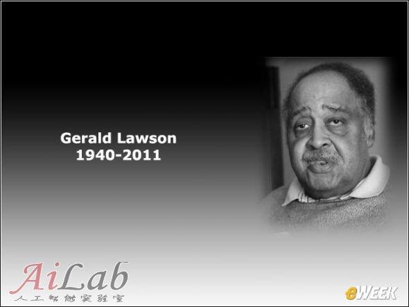 视频游戏先驱杰拉德·劳森(Gerald Lawson)