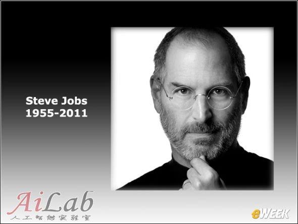 苹果创始人乔布斯