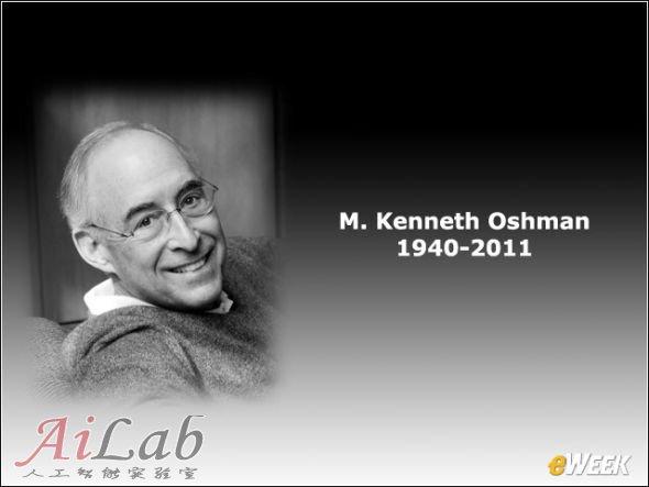 Rolm联合创始人肯尼斯·奥什曼(M. Kenneth Oshman)