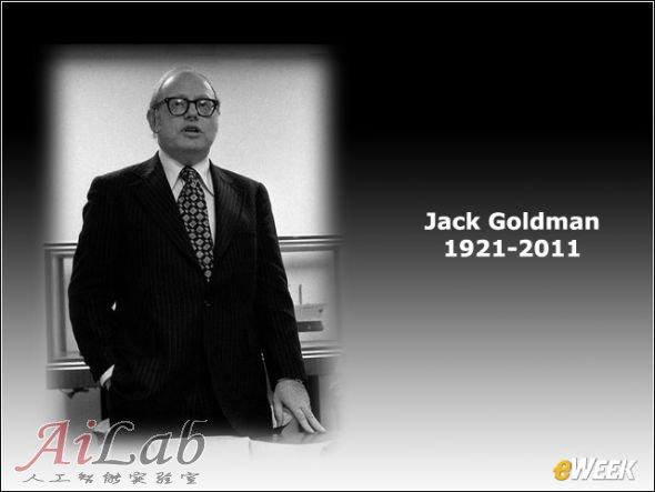 施乐帕罗奥尔托研究中心创始人雅各布·高曼(Jacob Golman)