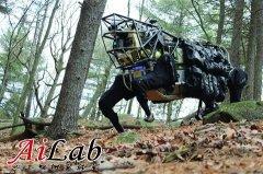 """全球最快的四腿机器人:美国现代版""""木牛流马"""""""