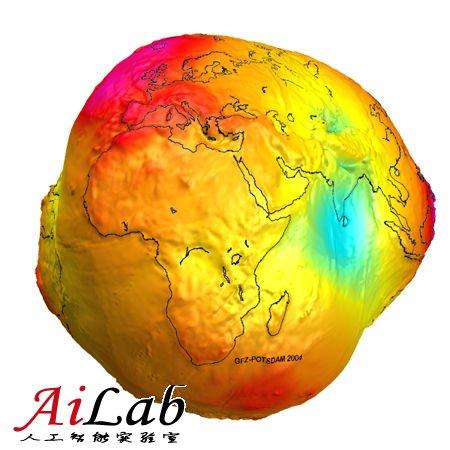 地球并不是圆的