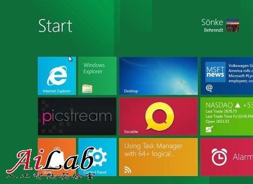 Windows 8去年12月市场份额增幅不足1%