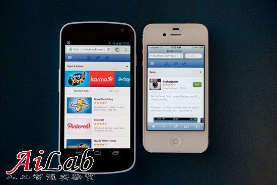 Facebook的4亿多用户都在使用什么手机?