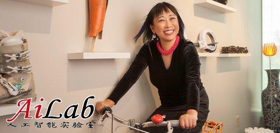 华人女企业家傅苹:生存下来的是有准备的人