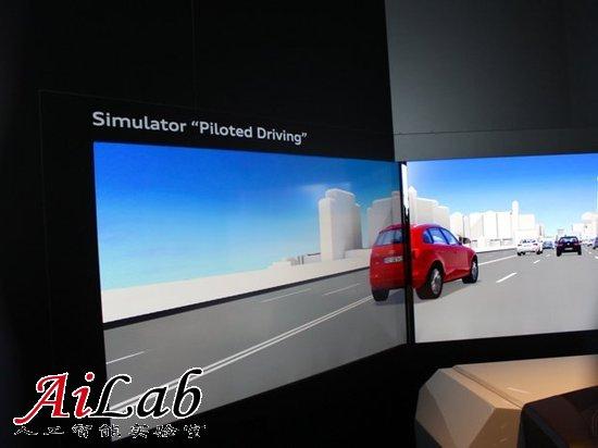 自动驾驶和无人驾驶:CES上的未来汽车
