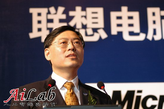 杨元庆押宝移动互联网见成效:已占总营收11%