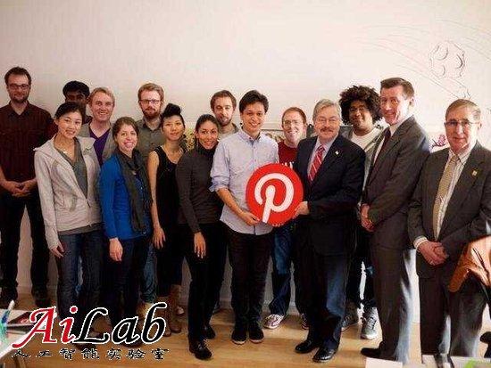 Pinterest募集2亿美元资金 估值已达25亿美元