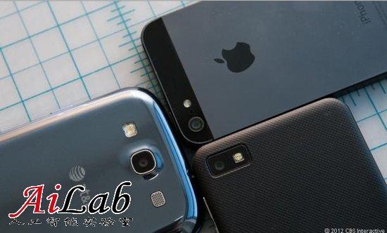 2012年三星超越苹果成第一大智能联网设备商