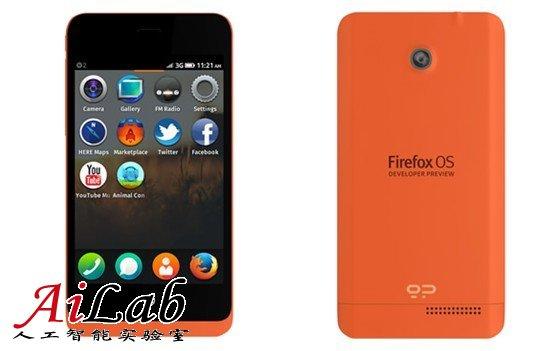 Geeksphone开售Firefox OS工程机 最低售价740元