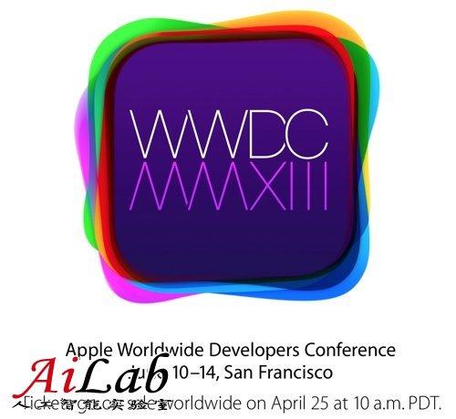 苹果全球开发者大会将于6月10日开幕