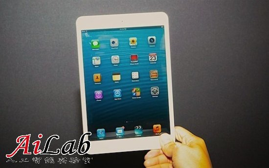 iPad mini抢占传统iPad人气:销量多出近一倍