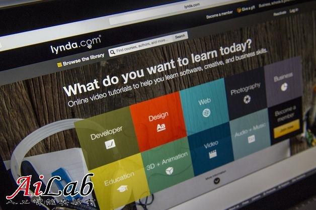 在线学习服务提供商Lynda.com融资1.86亿美元