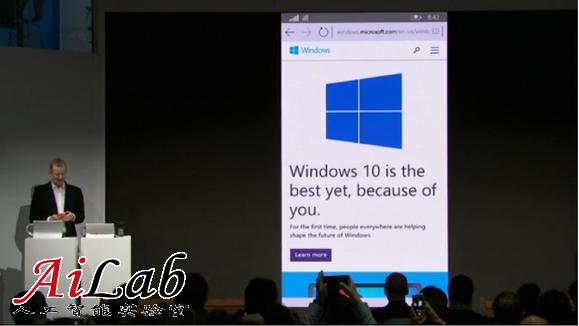 微软Spartan浏览器最早本月植入Win10预览版