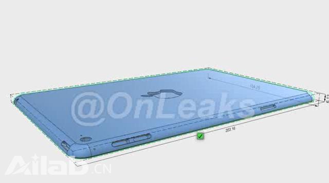 传下代iPad Mini将创最薄记录 削减到6.1mm