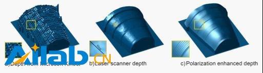 麻省理工发明廉价3D扫描仪 效果提升1000倍