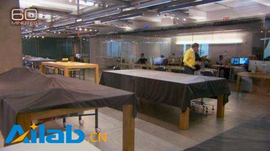 苹果公司的10个秘密:走进苹果产品设计工作室