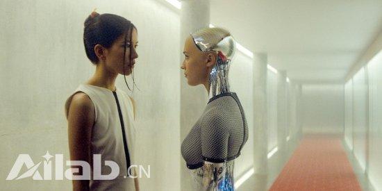 《机械姬》剧本顾问谈人工智能