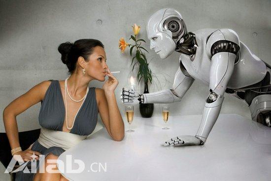 马尔科夫:机器人与人类是伙伴 中国落后美国5年