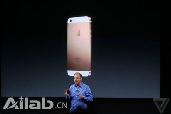 iPhone SE发布:搭载4英寸屏/A9处理器