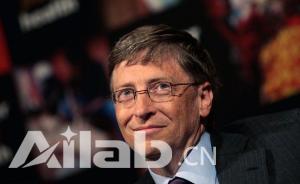 比尔·盖茨预言未来:机会属于AI 能源 生物科学
