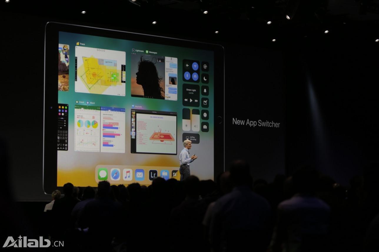 iPad版iOS11大进化 新应用能展示所有文件