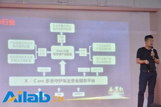 翼卡融资成功发布X-Care战略,构建车联网行业新布局