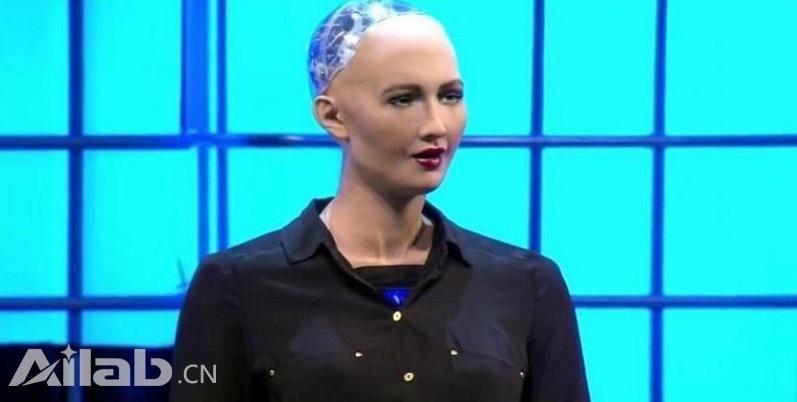 女性权利倒数:机器人索菲娅为何在沙特获公民身份