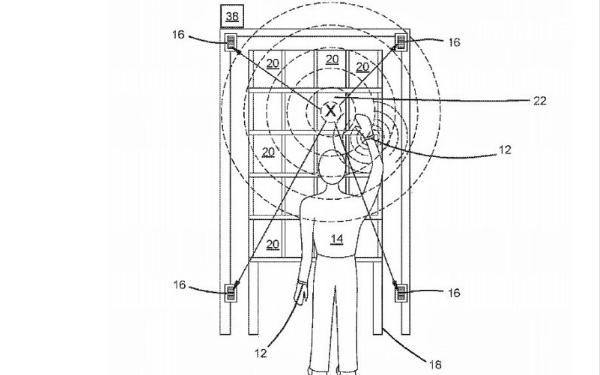 乐智网,亚马逊,专利,无线腕带