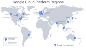 谷歌明年将在大阪建立第二个云计算平台