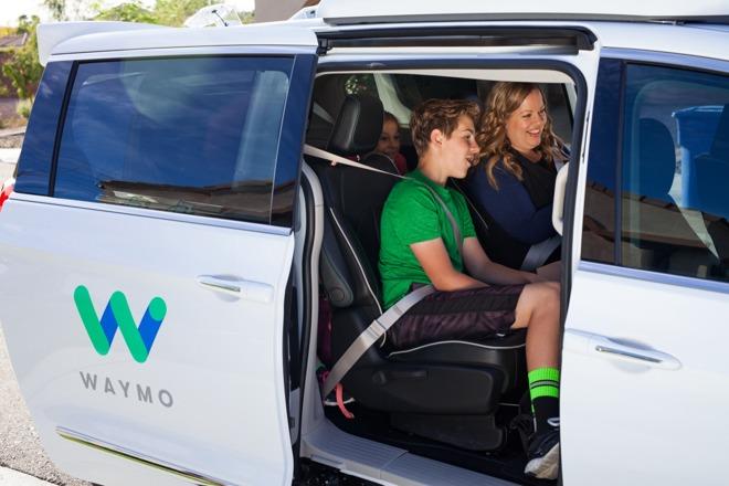 自动驾驶、Uber、Waymo