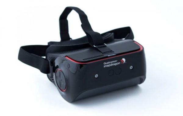 VR、高通