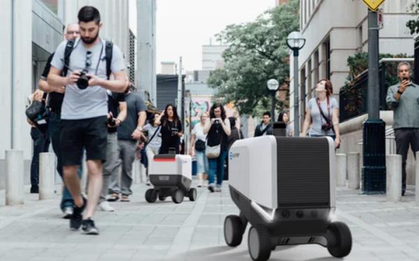 Eliport交付机器人