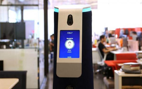 安保机器人,乐智网,Cobalt Robotics