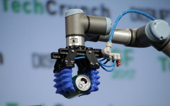 乐智网,机器人手,Soft Robotics