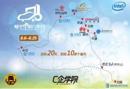 探秘北方数据网格 2018年数字中国万里行活动启程