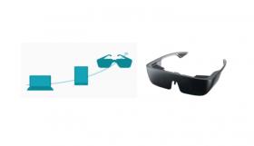 梦想照进现实,GodView推出搭载树脂阵列光波导的MR眼镜,现已启动深度定制