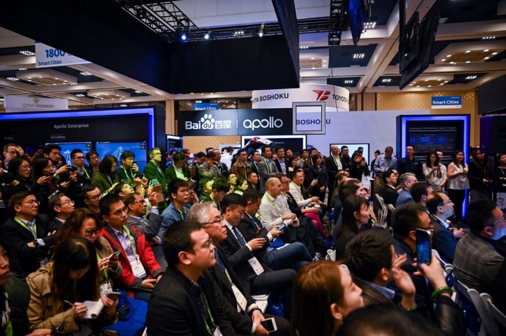 CES2019:百度AI携多款人工智能新品亮相
