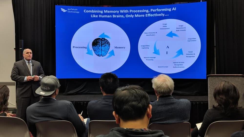 CES2019云朵数据展出AI超算力云平台 采用4D训练算法