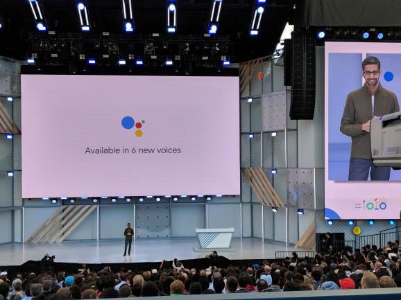 谷歌官宣:2019年I/O开发者大会定于5月7日举行