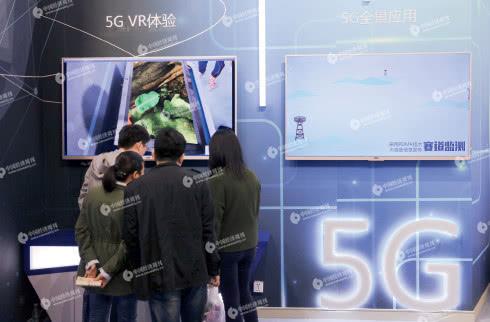 冲刺5G,厂商逐鹿,国家角力