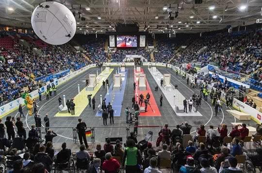 中国外骨骼机器人将首次参加半机械人奥运会