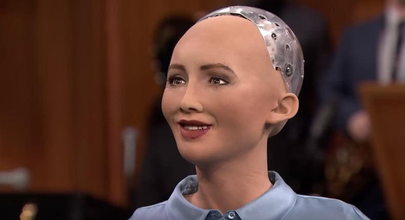 对话机器公民索菲亚:没说过毁灭人类的话,也不想这么做